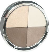 Kirkland Borghese Signature Eye Shadow Quad Browns Beige Cocoa Cream