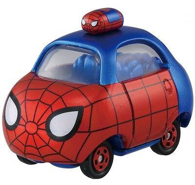 Takara Tomy Japan TOMICA Disney Motors Marvel Tsum Tsum Spiderman Diecast Car