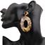 Boho-Women-Jewelry-Acrylic-Resin-Tortoise-Shell-Hoop-Earrings-Round-Circle thumbnail 36