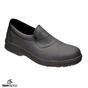 Toesavers 3455 S1 SRC Ladies Black