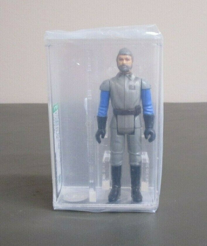 General Madine Flesh Face 1983 estrella guerras Graded AFA 85 85 85 NM+ TW Coo JJ nuovo Case 82c287