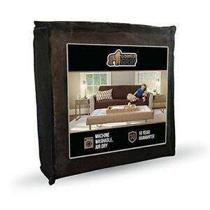 Tremendous Gorilla Grip Original Slip Resistant Sofa Slipcover Protector Charcoal Andrewgaddart Wooden Chair Designs For Living Room Andrewgaddartcom