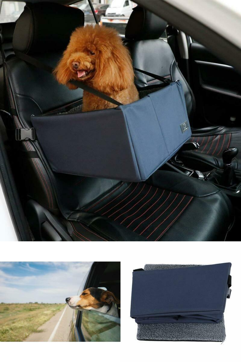 A4Pet Pet Lookout Booster Car Seat For Dog And Cat Up To 25 Lbs