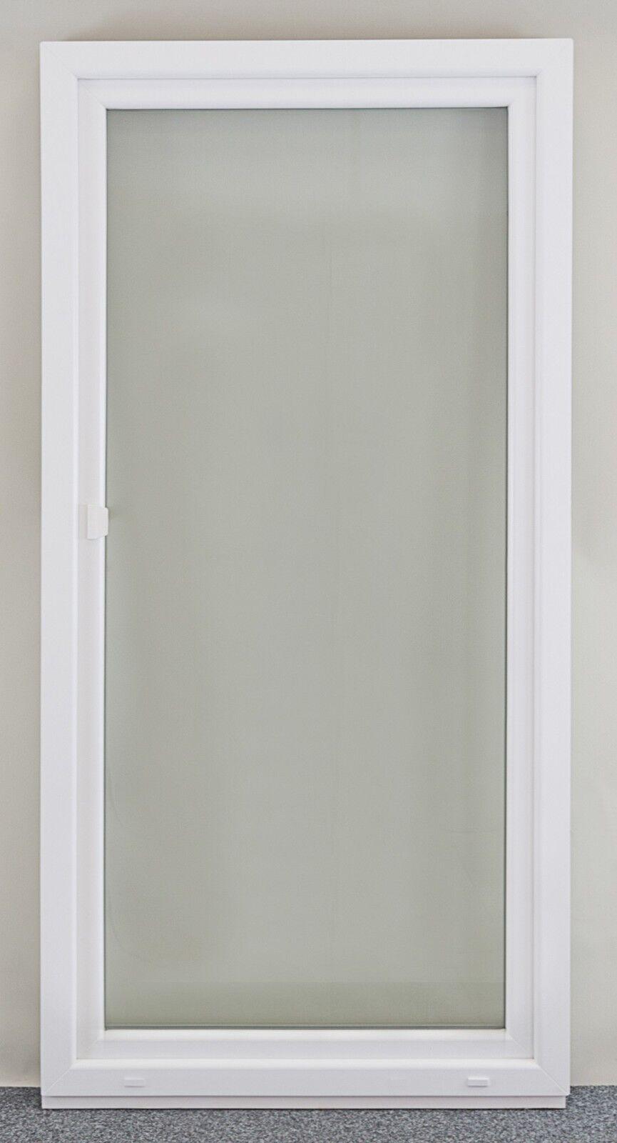 Balkontür 900x1900mm DKL Kunststoff Terrassentür Glastür Wintergarten Fenster