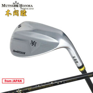 MUTSUMI-HONMA-GOLF-JAPAN-New-MH280W-WEDGE-HYPER-KICK-GRAPHITE-URUSHI-19sm
