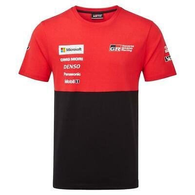 Camiseta Toyota Gazoo Racing WEC 2018 S