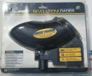 JT-Paintball-View-Loader-Revolution-Classic-Electronic-Hopper-Black