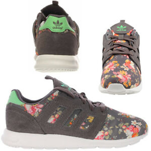 grand choix de 758d5 f34ca Details about Adidas Originals ZX 500 2.0 St Tropic Womens Trainers Shoes  Lace Up M20893 B28B