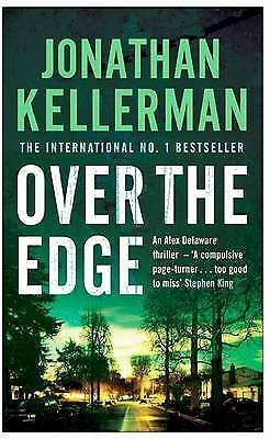 1 of 1 - Over the Edge (Alex Delaware series, Book 3): A compulsive psychological thrille