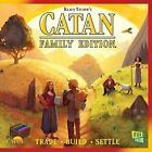 Catan Family Edition Board Game - Australia Only