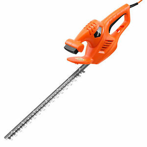 VonHaus-500W-Electric-Hedge-Trimmer-Cutter-with-45cm-17-Blade-amp-Safety-Cover