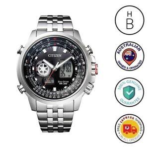 New-Citizen-Eco-Drive-Promaster-Sky-Air-Mens-Pilot-Watch-JZ1060-50E-JZ1061-57E