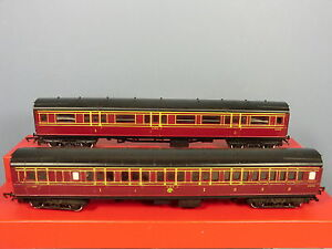 The Cheapest Price Tri-ang Hornby R27 Gwr Ex Caledonian Coach Toys, Hobbies