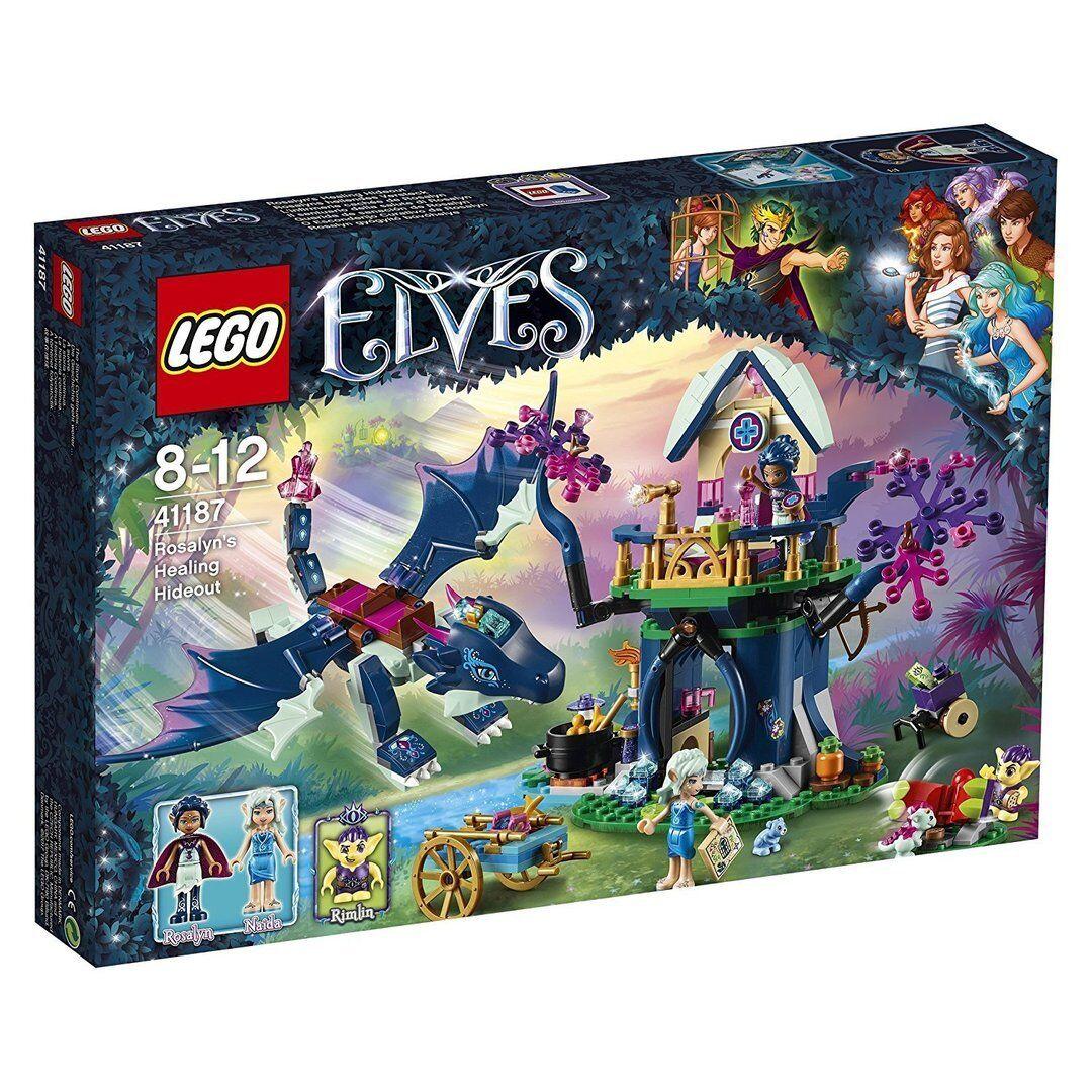 Lego 41187 - Guarida de sanación de rosadododolyn - NUEVO