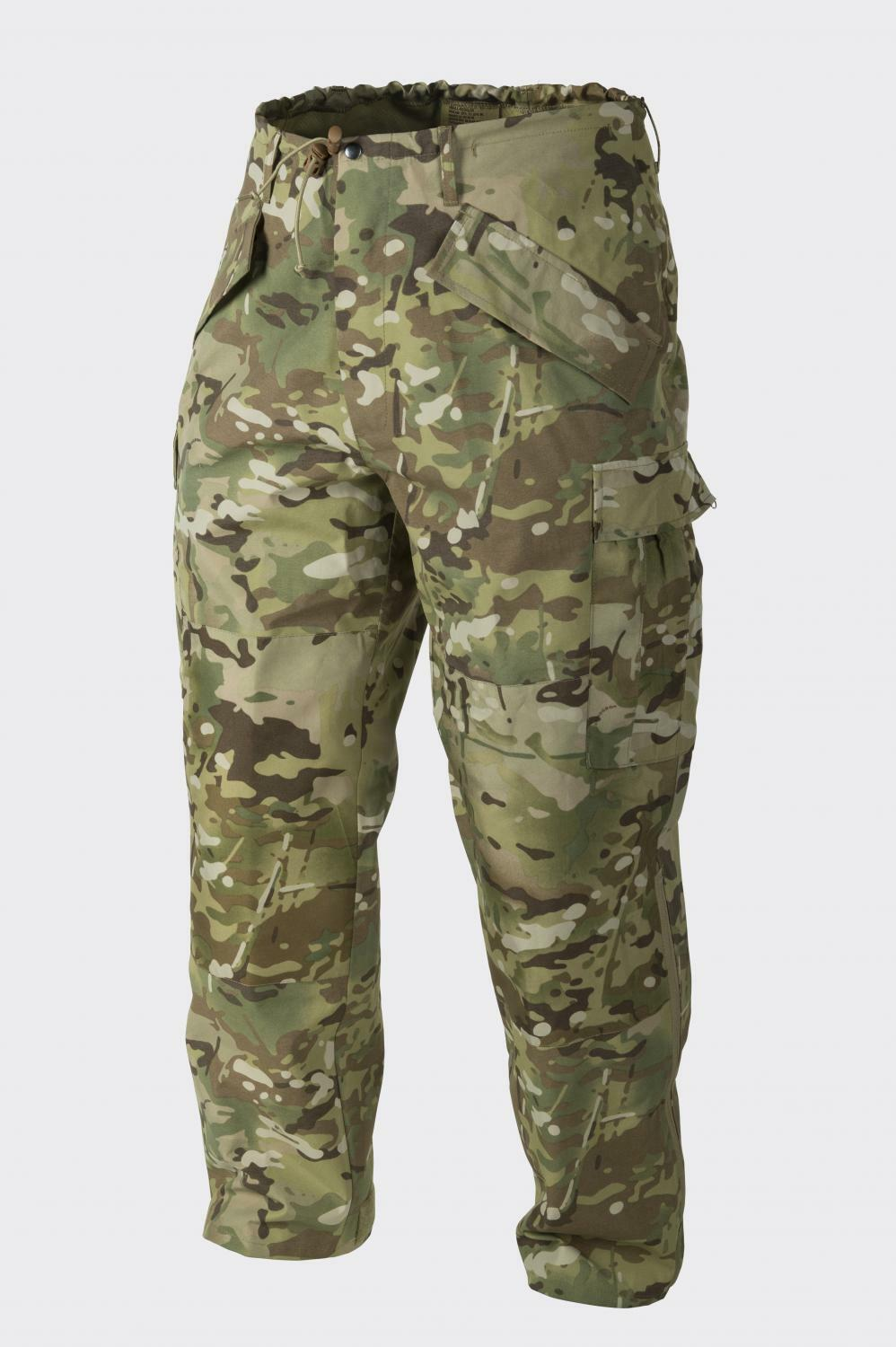 HELIKON TEX US GENERATION II Army ECWCS Military Hose CAMOGROM PANTS XXL