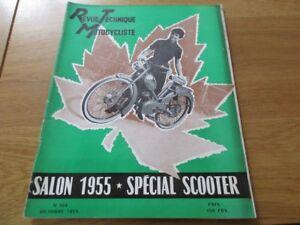 Revue Technique Moto Rtm N° 104 Scooter Pp Roussey 170 Cm3 Speciale Scoot 1955 Wuu6lgra-08005329-238970149