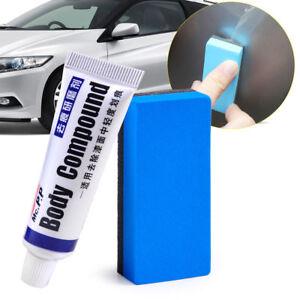 Auto-Car-Paint-Care-Body-Compound-Paste-Polish-Sponge-Scratching-Repair-Kit-1Set