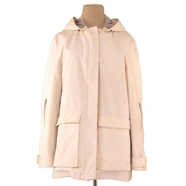 Armani  Collezioni abrigos chalecos Beige Mujer Auténtico utilizado T2462  genuina alta calidad