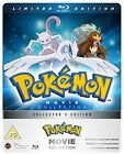 Pokemon Movie Collection Steelbook - Limited Edition Blu-ray Region B