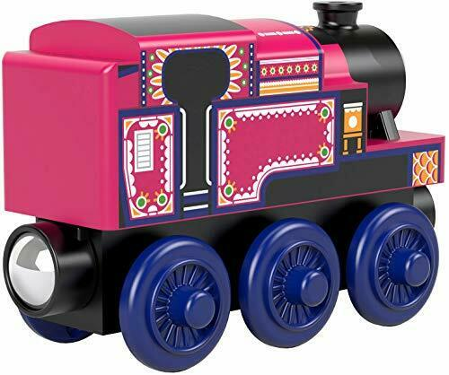 multi-couleur Thomas Friends GGG33 bois ASHIMA jouet train