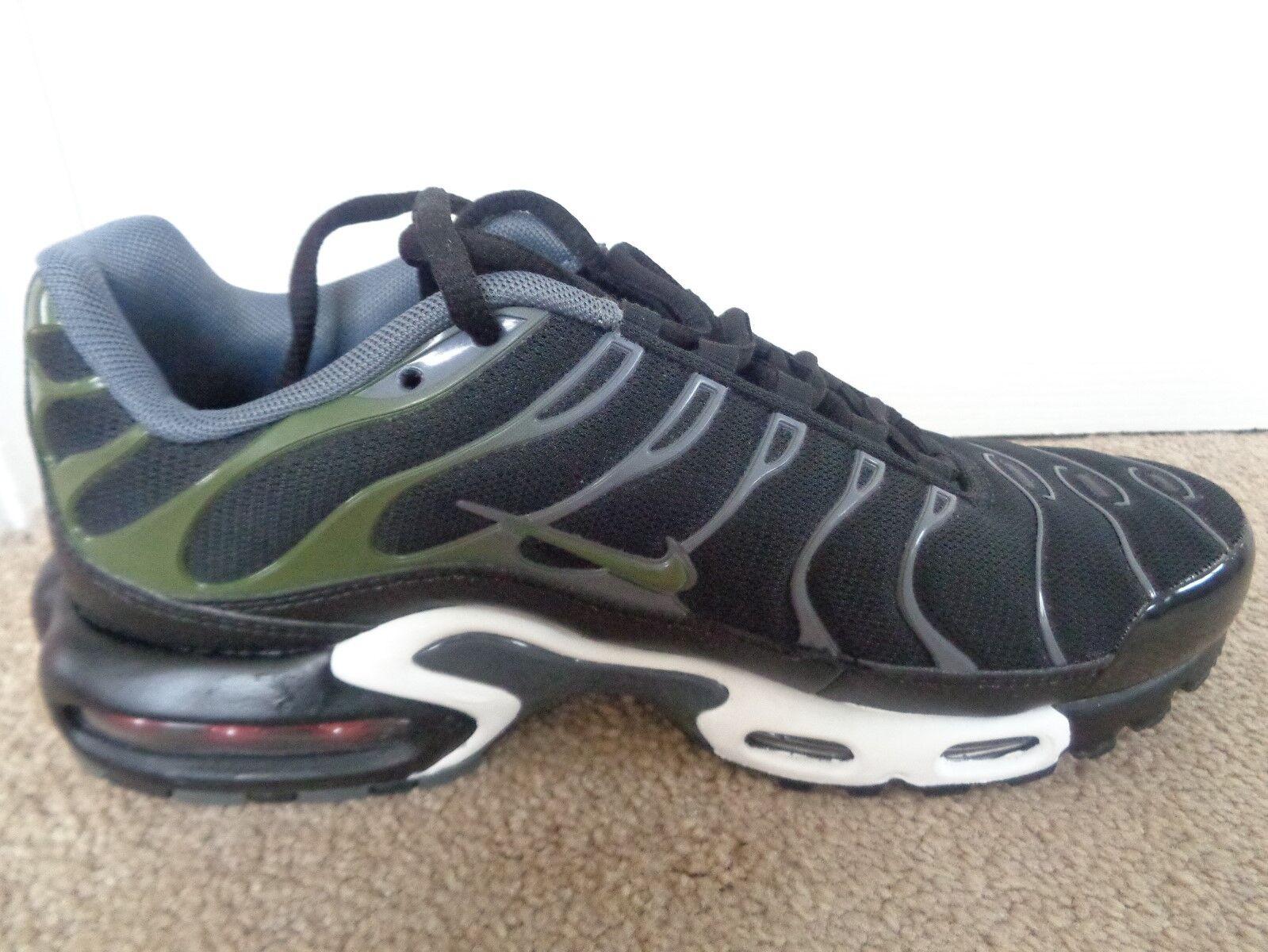 Nike sneakers Air max plus trainers sneakers Nike shoes 852630 007 uk 6 eu 40 us 7 NEW+BOX e40afb