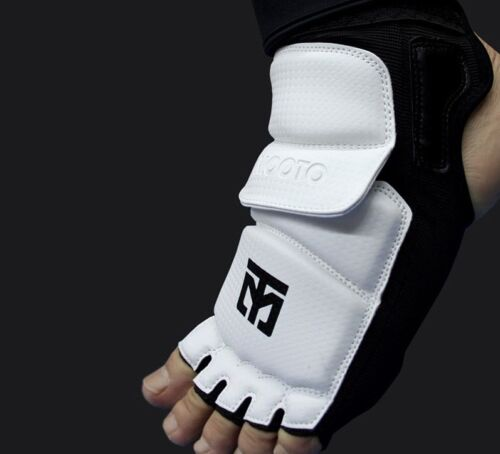 Mooto Extera Foot Protector S2 Taekwondo Guard TKD Tae Kwon Do Korea WTF TKD