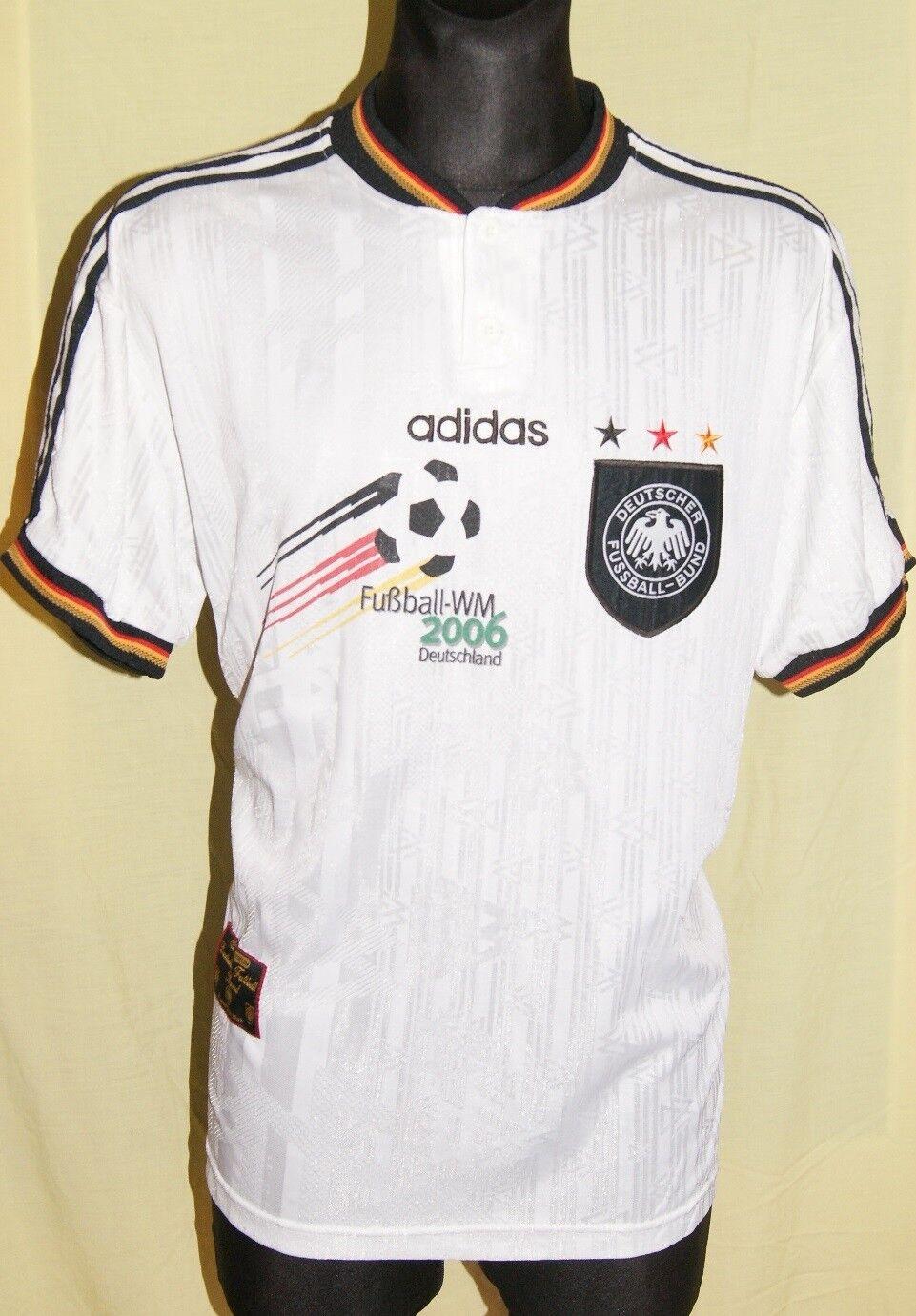 Grundstein, der ist | Trikot Deutschland Adidas Excellent XL