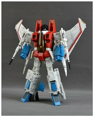 Yesmodel-YM08-MP11-Green-Starscream-G1-Action-figure-Transformers-toy-NEW