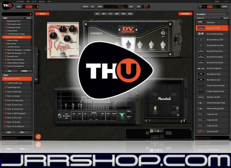 Overloud TH-U Upgrade from TH3 eDelivery JRR Shop