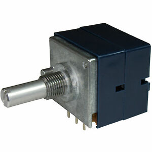 ALPS-RK27-Potentiometer-10K-50K-100K-250K-500K-1M-pot-blue-velvet-Japan-RK27112