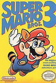 Super Mario Bros 3 Nintendo Entertainment System 1990 For Sale Online Ebay
