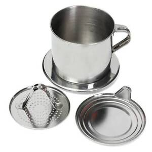 HOT-Stainless-Steel-Vietnamese-Coffee-Drip-Filter-Maker-Infuser-Set-5-5-x-6-5cm