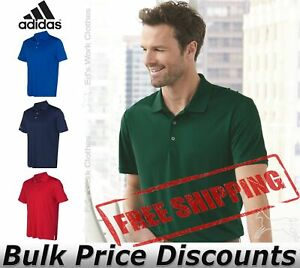 Adidas-Performance-Sport-Shirt-Polo-Button-A230-up-to-4XL