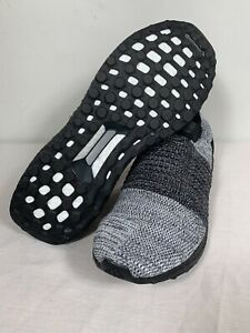 078d871abd6d2 Image is loading Adidas-Mens-Ultra-Boost-Laceless-Running-Shoes-Black-
