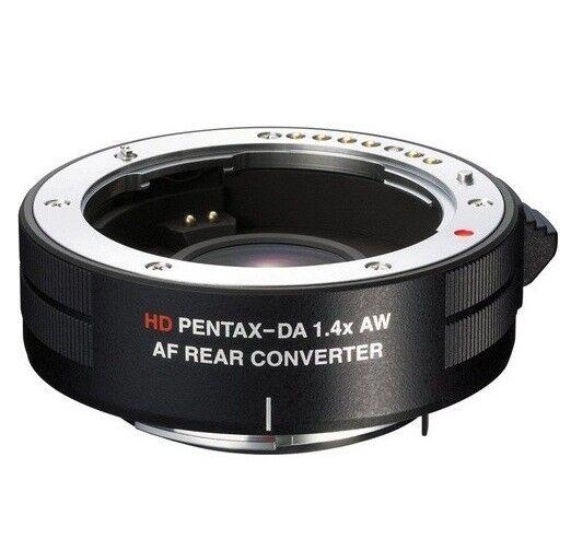 Pentax HD-DA 1.4x  AF Rear AW Converter For K-Mount Lenses  37962,London