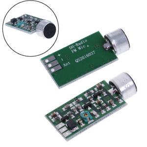 FM-Microphone-Transmitter-Module-MIC-Wireless-Audio-Transmitter-Dictagraph-XIJ