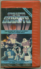 CHALLENGE OF THE GOBOTS VOLUME VII (7); VHS 1986