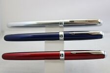 Jinhao No 601 Fine Fountain Pens 3 Finishes Uk Seller