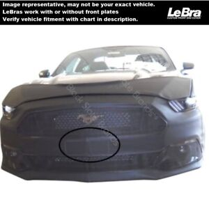 Front End Bra-S LeBra 55955-01 fits 2005 Ford Focus