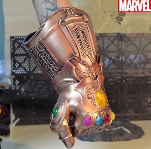 Thanos spießrutenlauf marvel - legenden thanos spießrutenlauf handschuhe  infinity krieg