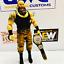 Nuevo-Cinturon-Intercontinental-WWE-Cuero-Real-para-Hasbro-Mattel-Jakks-figuras-WWF miniatura 3