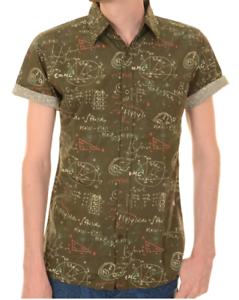 60 manches ᄄᄂ longues T 50 RunFly rᄄᆭtrovintage hommes shirt pour Annᄄᆭes nmN08wOv