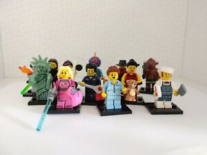 Minifig LEGO 8827 Mini Fig Collection Series 6 Genie Mini Figure