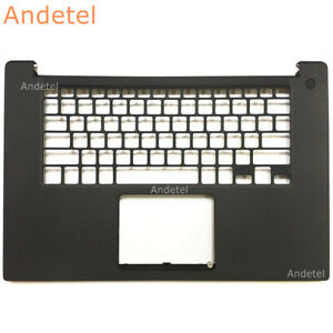90% New Original Dell XPS 15 9550 Laptop US Palmrest Cover KB Bezel Upper Case