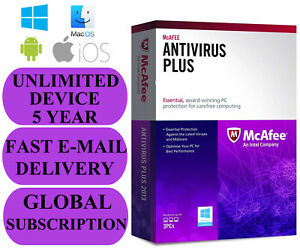 antivirus unlimited subscription