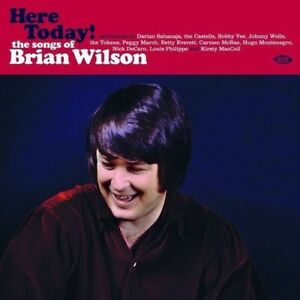 HERE-TODAY-THE-SONGS-OF-BRIAN-WILSON-180-GRAMM-VINYL-LP-NEW-BETTY-EVERETT