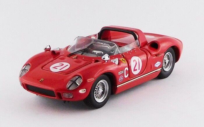 Art modell art368 - ferrari 330 p   21 10 è mich road america - 1967 1   43