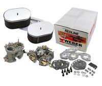 Carburetor Kit Dual 40 Idf -xe Conversion Kit Redline K 291 Xe on sale