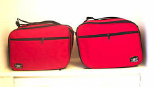 BMW R1200RT PANNIER LINER BAGS EXPANDABLE IN RED COLOUR