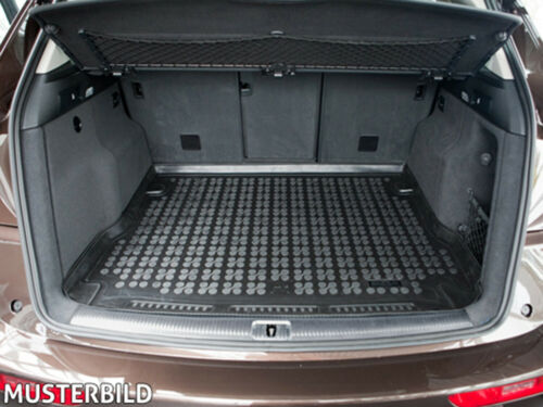 Gummi-Kofferraumwanne Kofferraummatte RENAULT KOLEOS II SUV ab 2016 5 türer